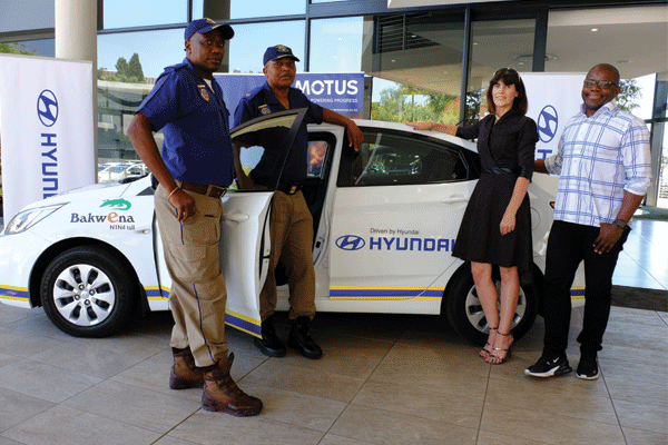 <p>BAKWENA ADDS 6 NEW PATROL VEHICLES THIS FESTIVE SEASON</p>