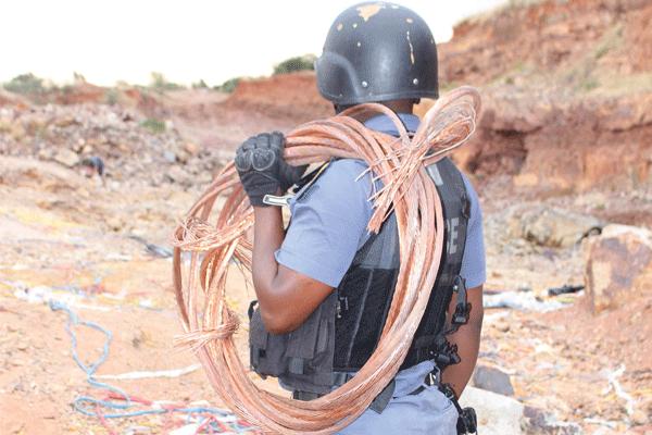 <p>R5,1 million&nbsp;illegal mining&nbsp;<br /> bust</p>