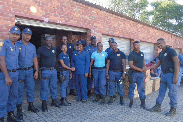 <p>R6.5 MILLION STORAGE BUST IN RUSTENBURG&nbsp;</p>