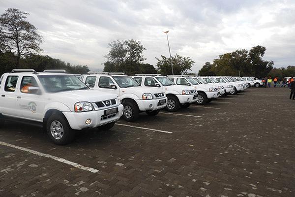 <p>RLM: R120 MILLION</p>  <p>for brand-new vehicles</p>