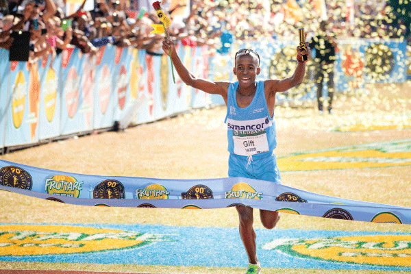 Platinum weekly newspaper sgt gift kelehe 3rd in the comrades platinum weekly newspaper sgt gift kelehe 3rd in the comrades marathon sport school news negle Choice Image
