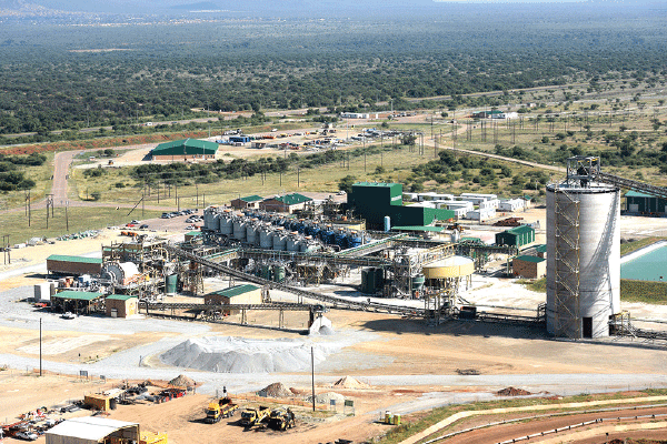 Maseve is located about 35km north of Rustenburg.
