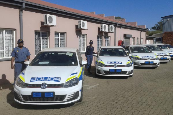 As part of proactively addressing car hijackings and crimes committed along all major roads of the province, the Police have handed over eight new high performance vehicles to various Trio Task Teams and Flying Squad Units.