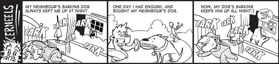 Kerneels-Dog