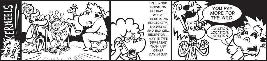 Kerneels - Holiday