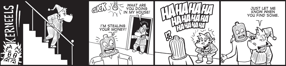 Kerneels - Money Problems