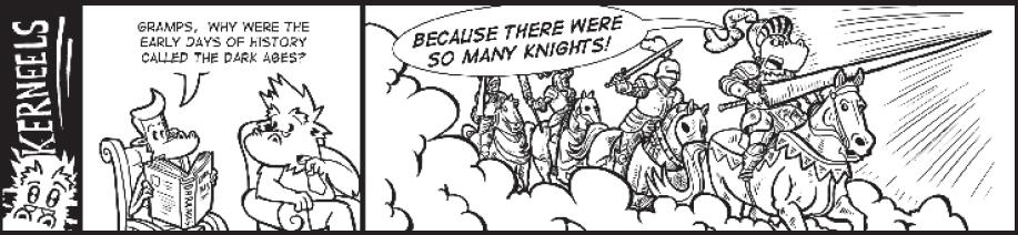 Kerneels - Knights